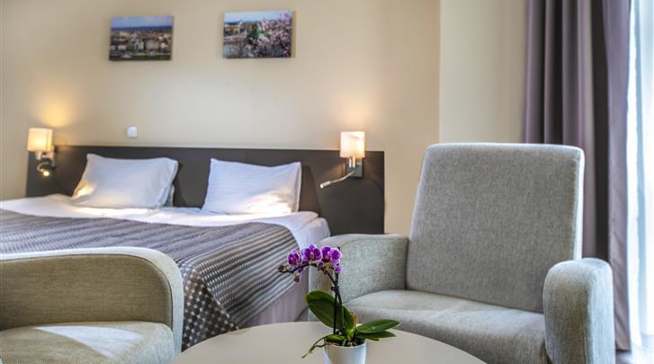 Boedapest, Hotel Corvin, Corvinkamer