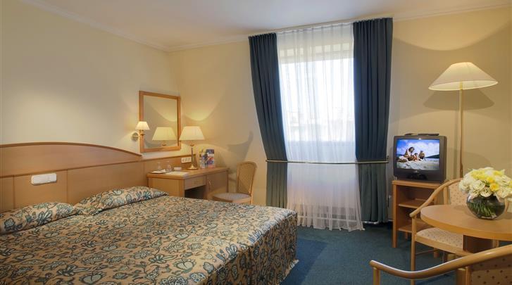 Boedapest, Hotel Erzsébet