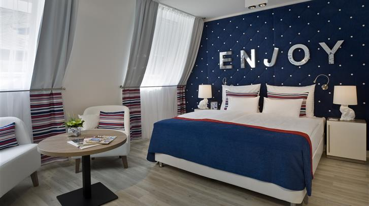 Boedapest, Hotel Estilo Fashion, Executive kamer