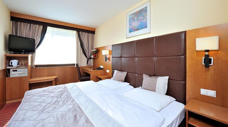 Boedapest, Hotel Exe Carlton (BUD), Standaard kamer