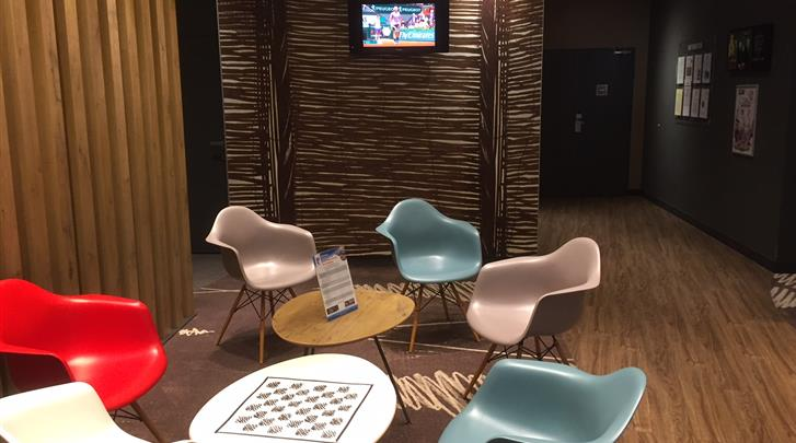Boedapest, Hotel Ibis Budapest Heroes Square, Lobby