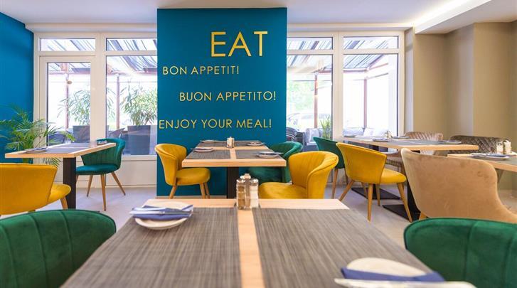 Boedapest, Hotel Impulso Fashion, Restaurant