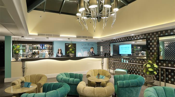 Boedapest, Hotel La Prima Fashion, Lobby