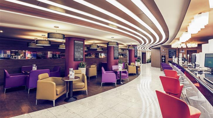 Boedapest, Hotel Mercure Budapest City Center, Hotel bar