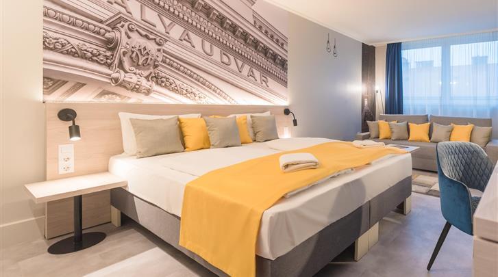 Boedapest, Hotel Montage Fashion, Comfort double kamer