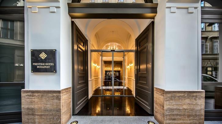 Boedapest, Hotel Prestige Budapest