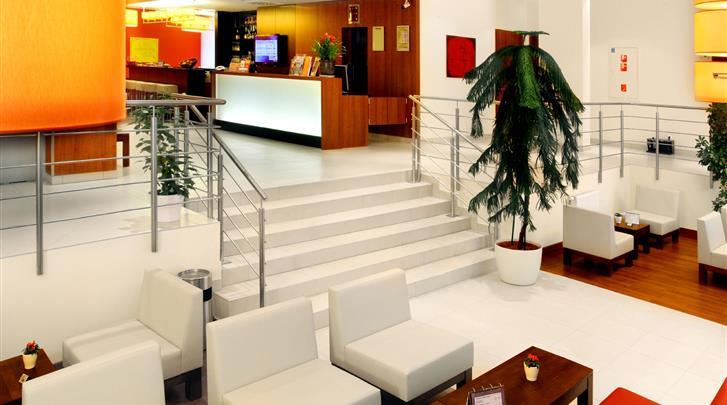 Boedapest, Hotel Star Inn, Lobby