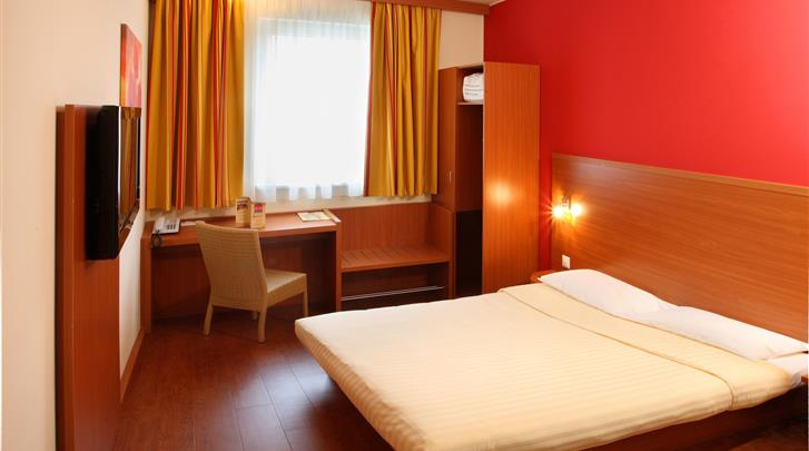 Boedapest, Hotel Star Inn, Standaard kamer