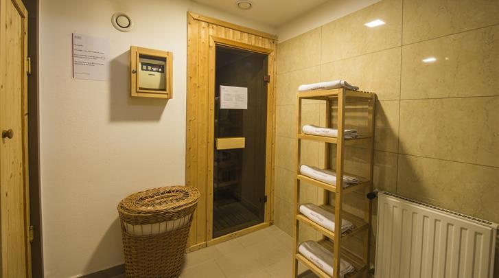 Boedapest, Hotel The Three Corners Bristol, Sauna