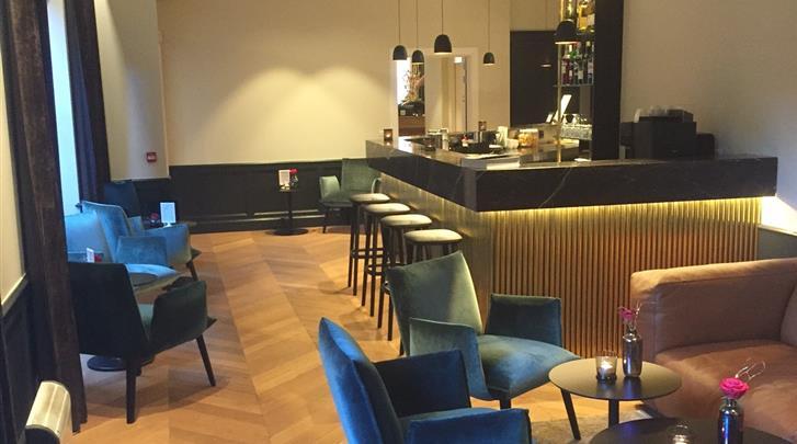 Brugge, Hotel Acacia, Hotel bar