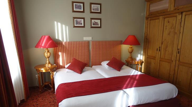 Brugge, Hotel Acacia, Standaard kamer
