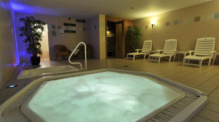 Brugge, Hotel De'Medici, Health Centre