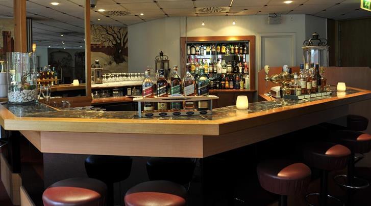Brugge, Hotel De'Medici, Hotel bar