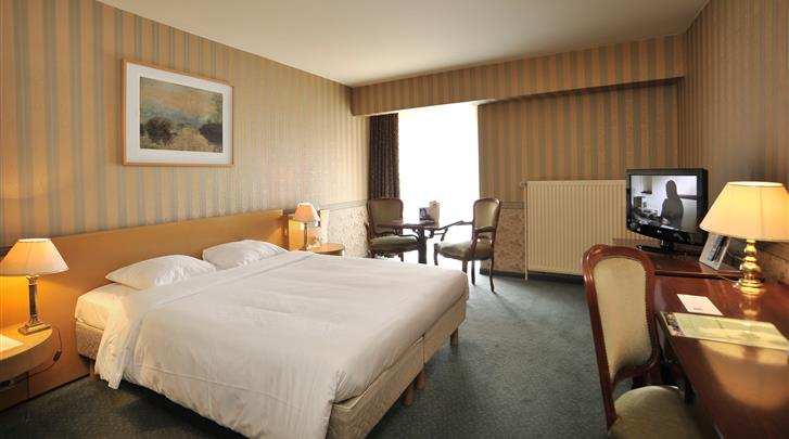 Brugge, Hotel De'Medici, Standaard kamer