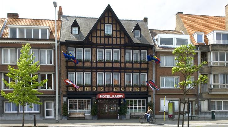 Brugge, Hotel Floris Karos Bruges, Façade hotel