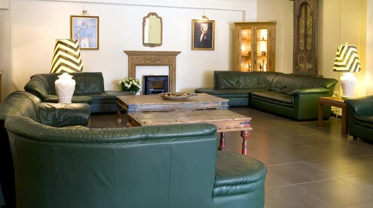 Brugge, Hotel Floris Karos Bruges, Lounge