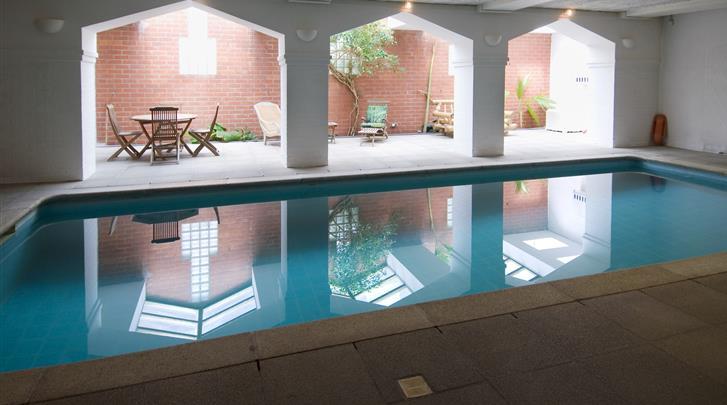 Brugge, Hotel Floris Karos Bruges, Verwarmd binnenbad