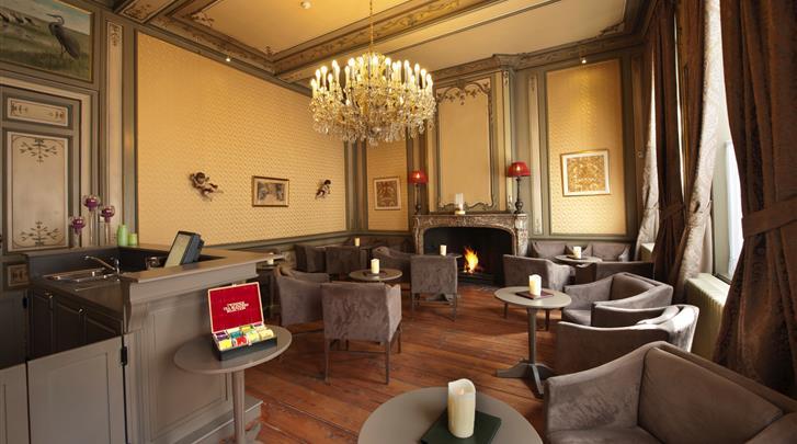 Brugge, Hotel Jan Brito, Hotel bar