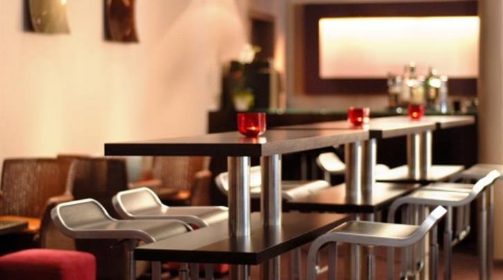 Brugge, Hotel Martin's Brugge, Hotel bar