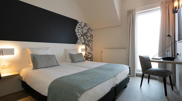 Brugge, Hotel Martin's Brugge, Standaard kamer