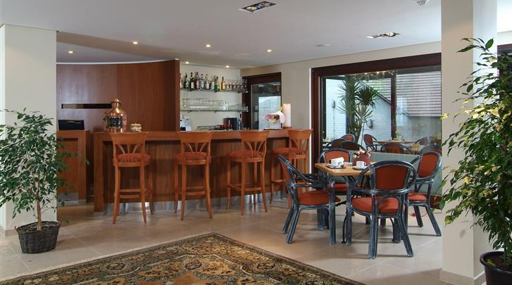 Brugge, Hotel Rosenburg, Hotel bar