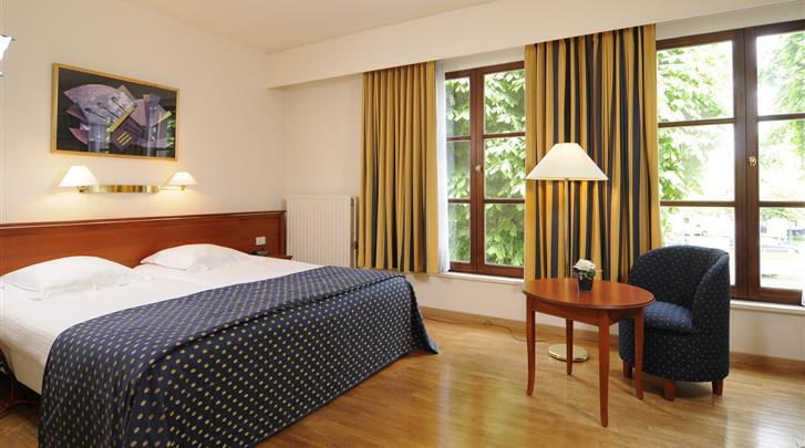 Brugge, Hotel Rosenburg, Standaard kamer