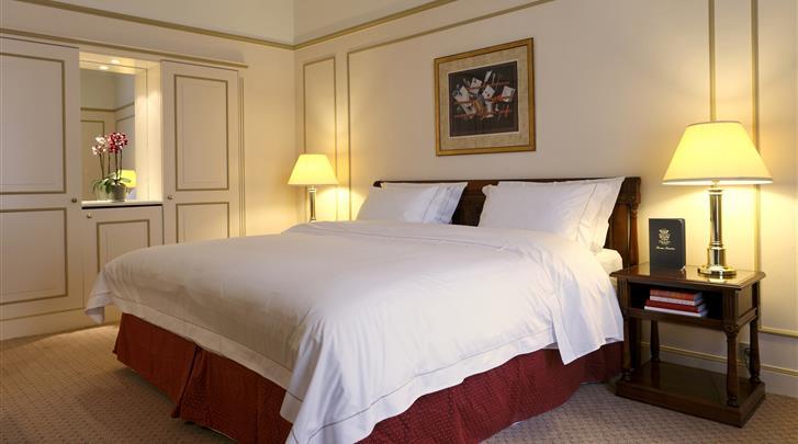 Brussel, Hotel Le Plaza Brussels, Classic kamer