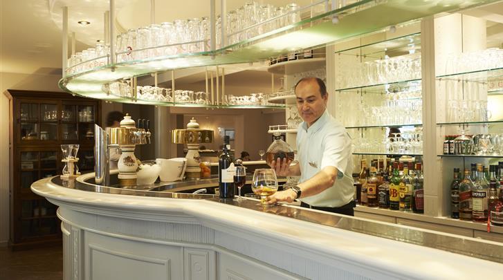 Brussel, Hotel Leopold, Hotel bar