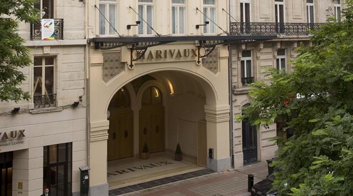 Brussel, Hotel Marivaux