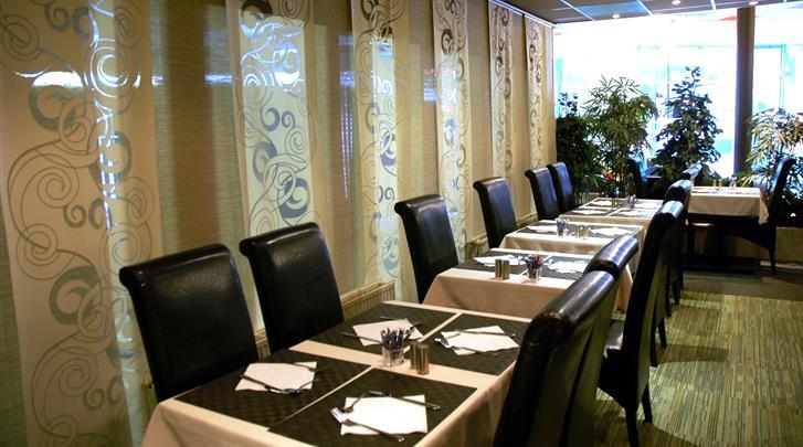 Brussel, Hotel Saint Nicolas, Restaurant