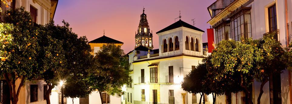 Córdoba, Cordoba by night