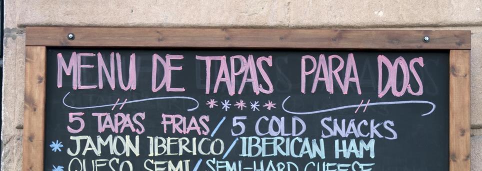 Córdoba, Cordoba tapas restaurant