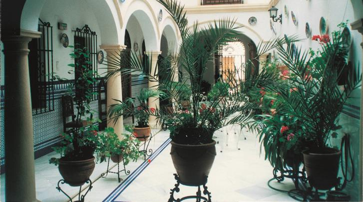 Córdoba, Hotel Maestre, Patio