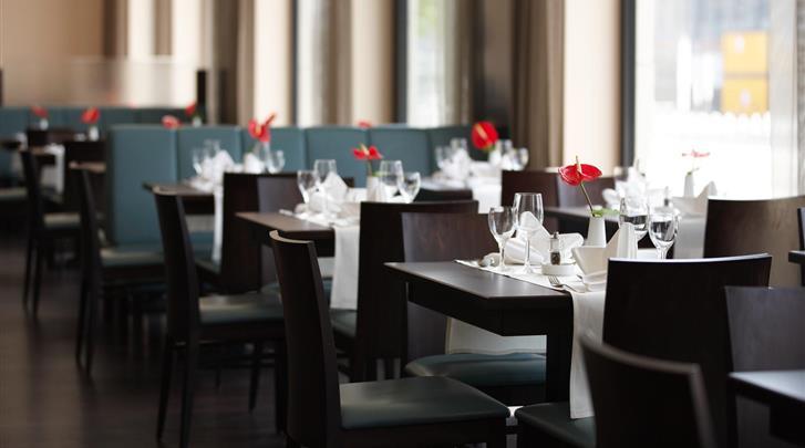 Dresden, Hotel InterCity Dresden, Restaurant