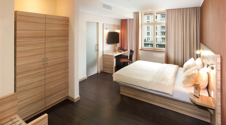 Dresden, Hotel Star Inn Premium Dresden, Standaard kamer