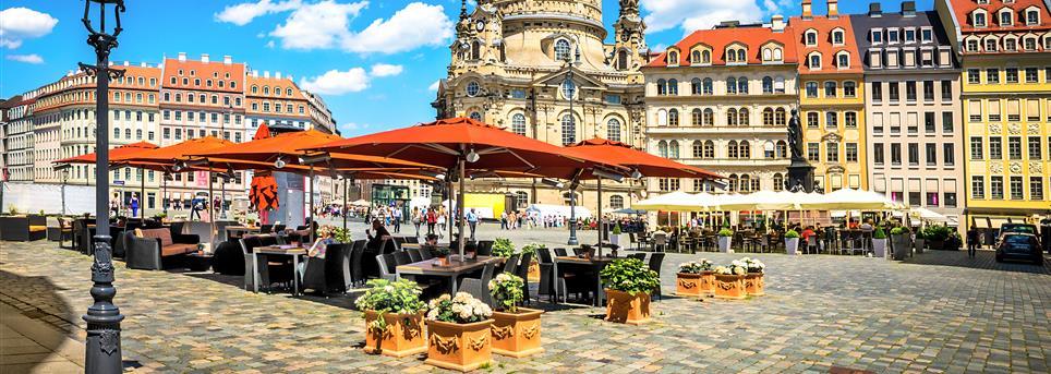 Dresden, Terras Dresden
