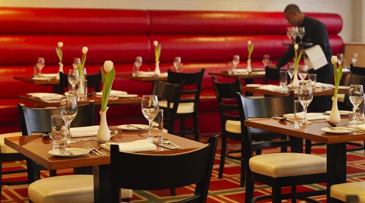 Dublin, Hotel Academy Plaza, Restaurant
