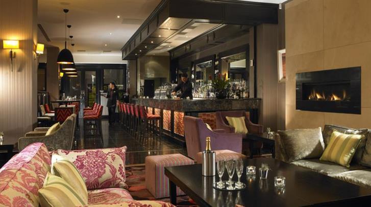 Dublin, Hotel Ashling, Hotel bar