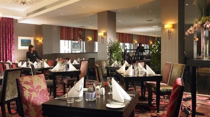 Dublin, Hotel Ashling, Restaurant