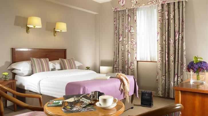 Dublin, Hotel Ashling, Standaard kamer