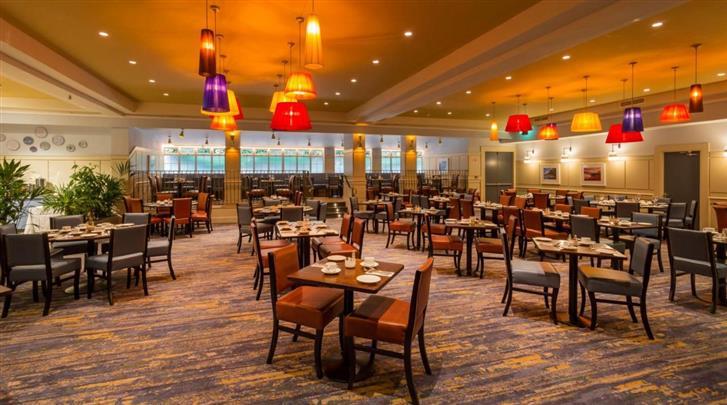 Dublin, Hotel Bonnington, Restaurant