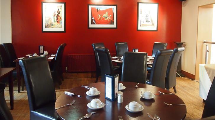 Dublin, Hotel Cassidys, Restaurant