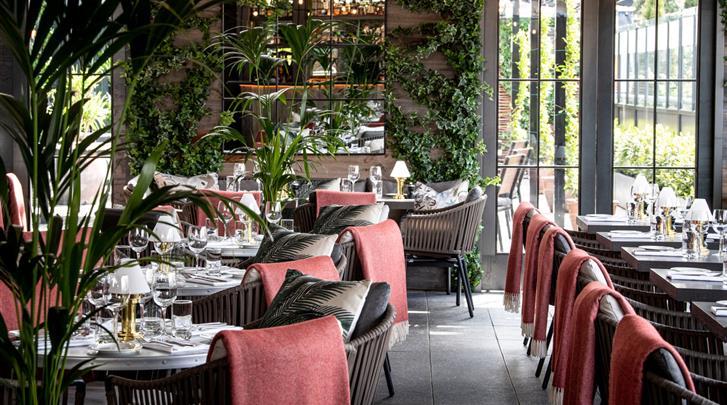 Dublin, Hotel Croke Park, Restaurant