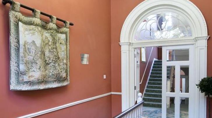 Dublin, Hotel Harrington Hall, Hal