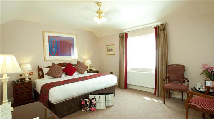 Dublin, Hotel Harrington Hall, Kamervoorbeeld