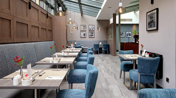 Dublin, Hotel Hilton Garden Inn Dublin Custom House, Restaurant