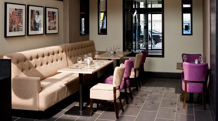 Dublin, Hotel Jurys Inn Christchurch, Restaurant
