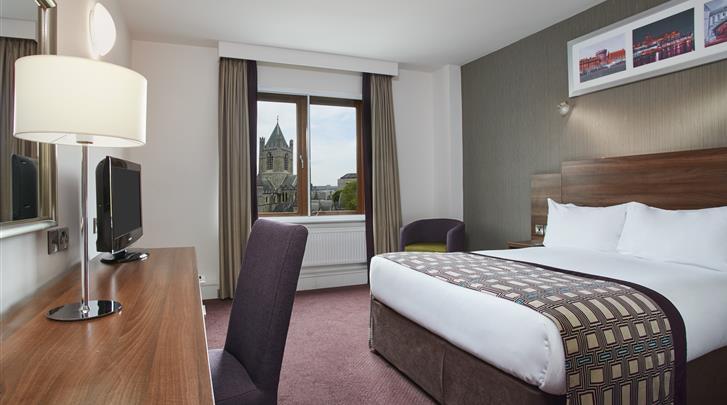 Dublin, Hotel Jurys Inn Christchurch, Standaard kamer