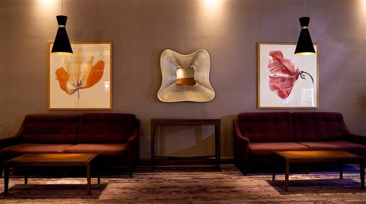 Dublin, Hotel Jurys Inn Parnell Street, Lobby