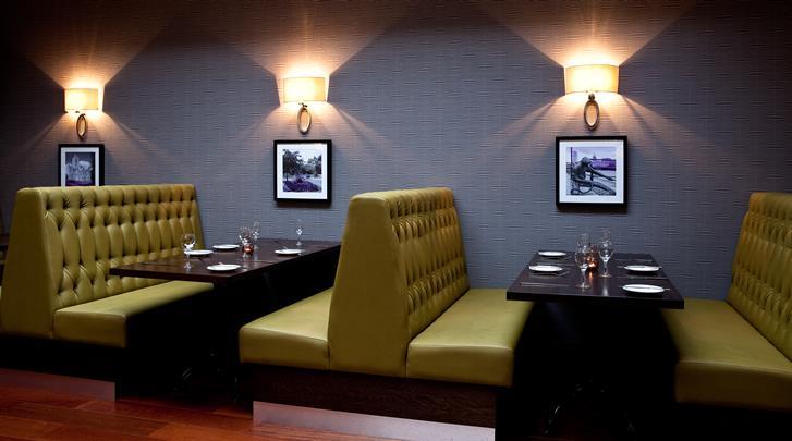 Dublin, Hotel Jurys Inn Parnell Street, Restaurant